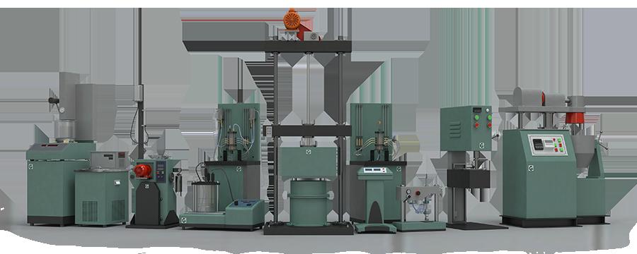 Испытательное оборудование - Компания «ГЕОТЕСТЕР»